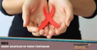 AIDS Nedir ? Sebepleri, Bulguları ve Rehabilitasyon Usulleri Nelerdir ?