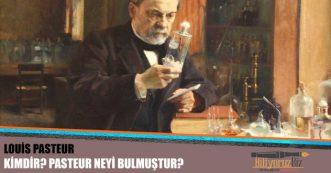 Louis Pasteur  Kimdir ? Louis Pasteur ve Hastalıkların Mikrop Teorisi