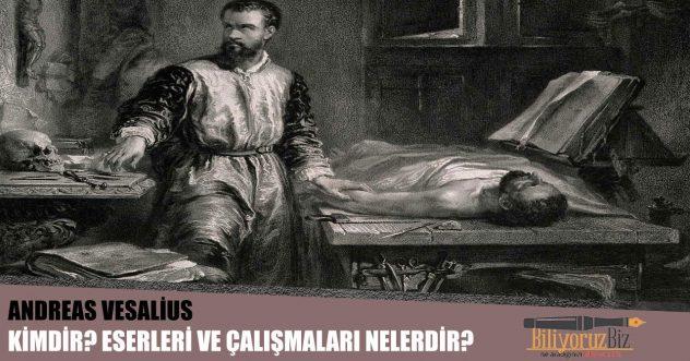 Andreas Vesalius Kimdir ? Hayatı ve Eserleri Hakkında Bilgiler