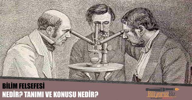 Bilim Felsefesinin Tanımı ve Konusu Nedir?