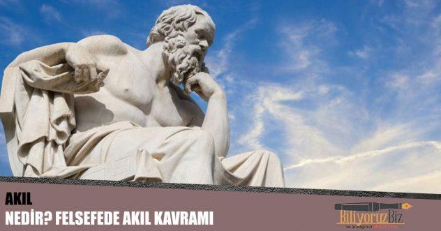 Felsefeye Göre Akıl Nedir? Felsefede Akıl Kavramı
