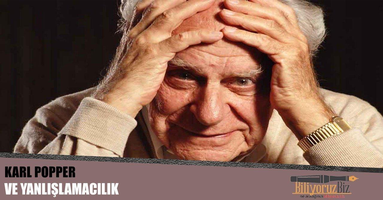 Karl Popper ve Yanlışlamacılık